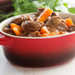 bourguignon traditionnelle
